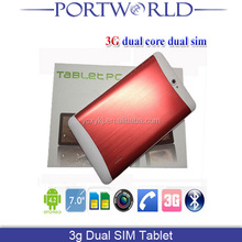 7inch Unlocked GSM Android MTK6572 Tablet