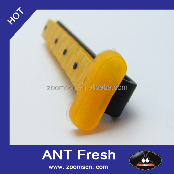 OEM customized Car Vehicle Vent Perfume Aroma Balm Clip Air Freshener