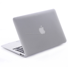 for A1342 MacBook frosted case, for Macbook white matte case, for MBW hard case