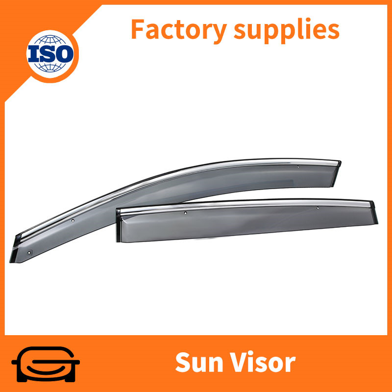 Window visor sun rain guard injection molding for Honda CRV 2012