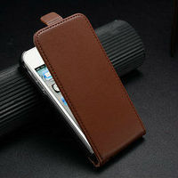 Fashion leather flip case for iphone 5s ,Flip Leather Case For iPhone5s phone case new arrival +gifts hot selling items