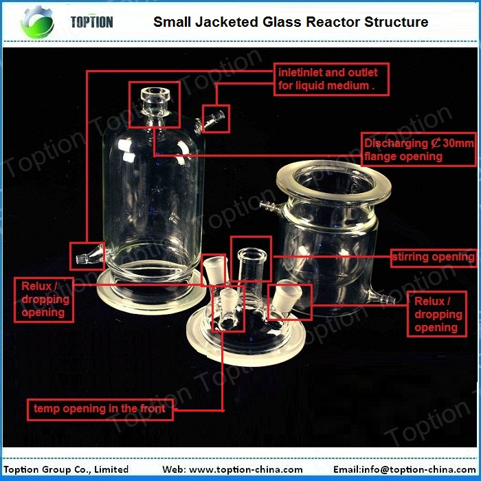 Creative fashionable chemical distill fraction tower