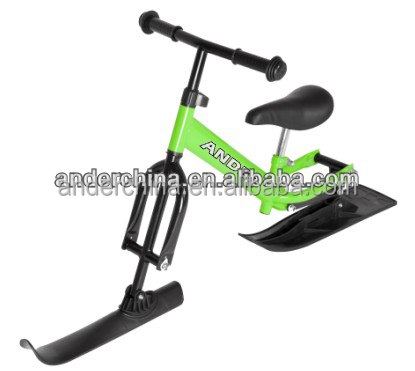 Ander Winter Kids outdoor sports snow scooter bike kit