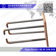 high tensile carbon steel l shape bolt with low price
