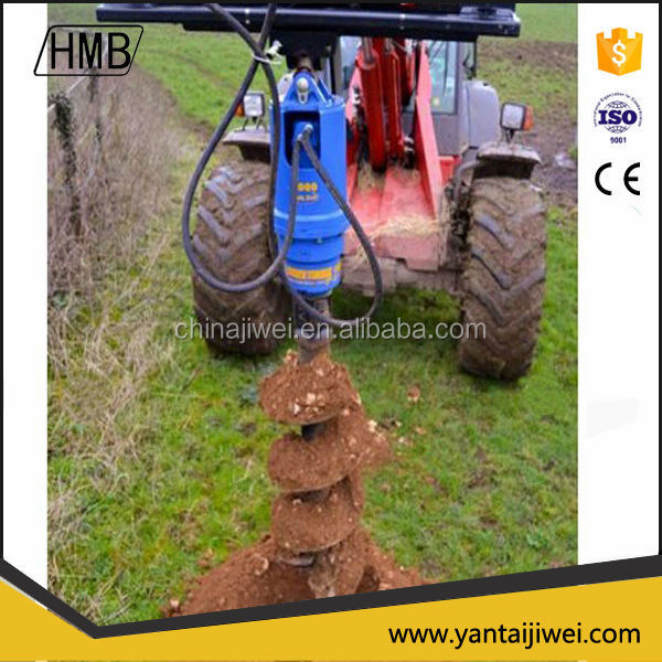 High quality mini post hole digger/ soil hole digger