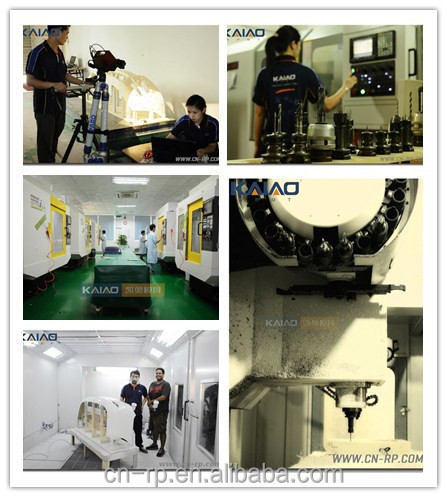 China one-stop cnc plastic prototype manufacturers