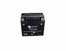12v rechargeable dry charge battery/yt7-bs motorcycle battery