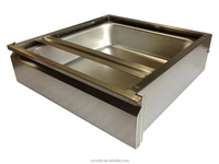 OEM/ODM Sheet Metal Fabrication/Custom precision sheet metal Stainless steel drawer