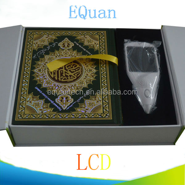 Wholesale digital quran with smart pen lcd al quran mp3 player