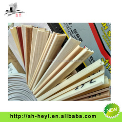Various Color Cabinet Roma U Molding Self Adhesive PVC Edge Banding