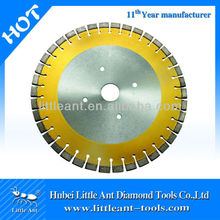 400mm slient high frequency welding circular diamond asphalt and concrete saw blade