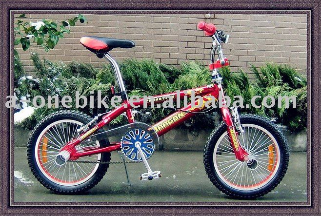 2OINCH DISC BRAKE BMX-Freestyle Bike