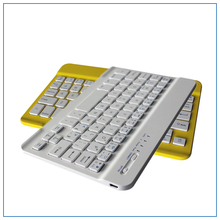 New arrival best bluetooth 3.0 portable wireless rohs fcc ce bluetooth keyboard case