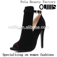 Guangzhou Pola Beauty Shoes suede shoes made in China PH4470