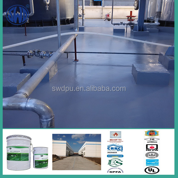two components sealing penetration concrete special polyurea primer