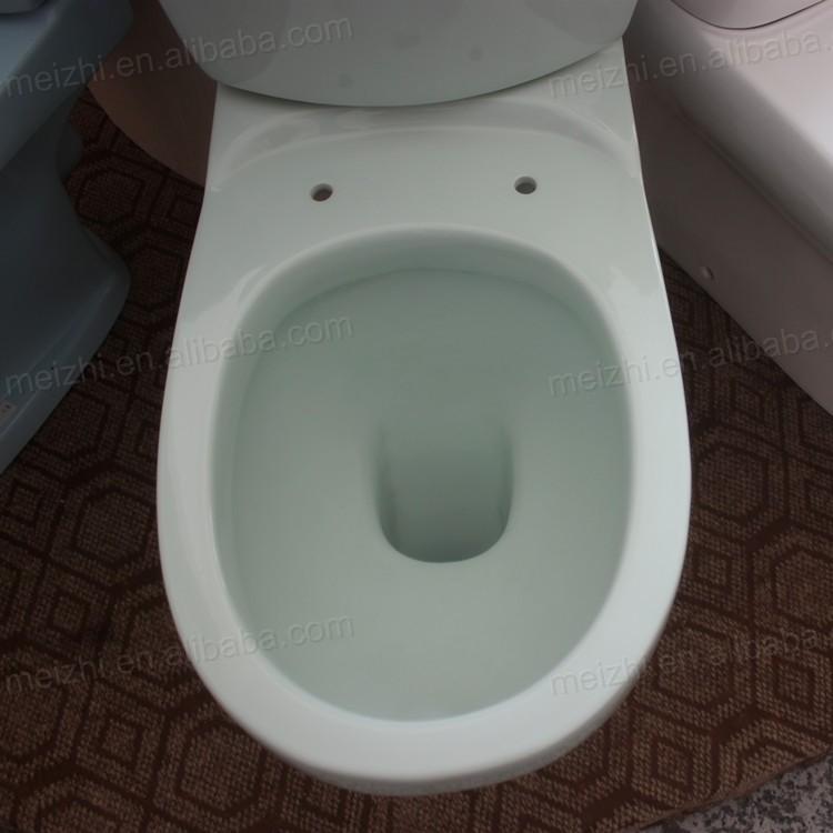 Groene kleur tweedelige modern toilet kom toiletten product id 1487610755 - Kleur modern toilet ...