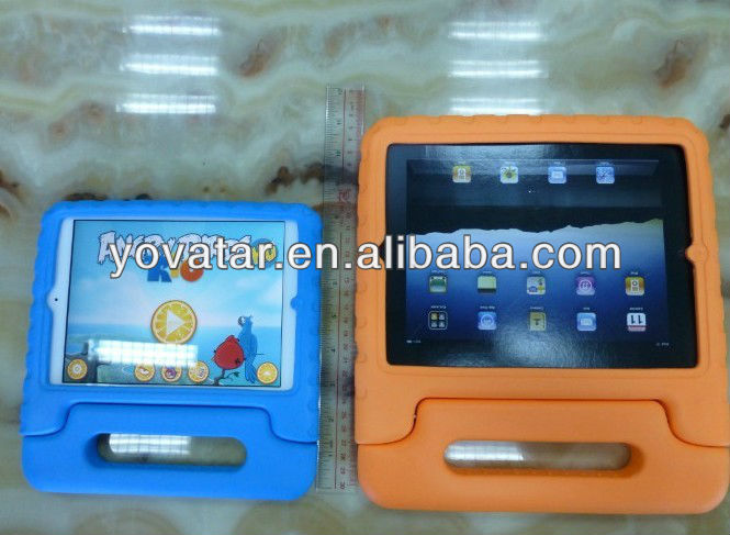 Kid-Friendly Protective Foam Shell Case for the New iPad Mini