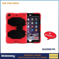 Factory Supply aluminium case for ipad 2