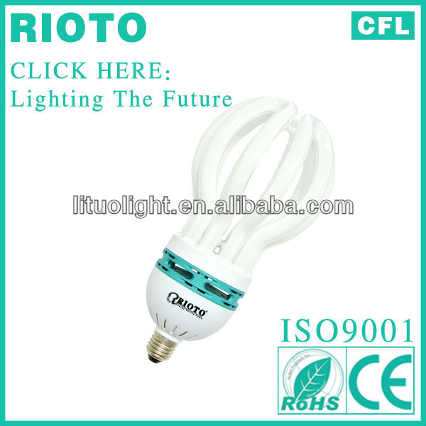 15w lotus energy saving cfl lamp