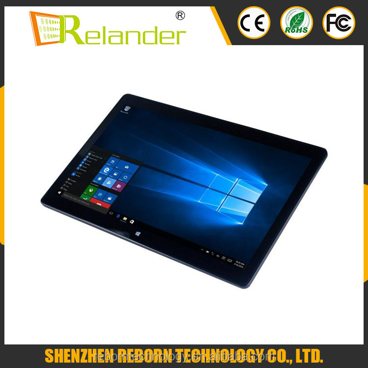 Factory Wholesale15.6 Inch Intel Cherry Trail Quad Core Windows 10 Tablet PC Tablet