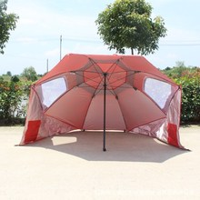 Outdoor picnic 1.2m Fishing umbrella Beach tent sunbrella Beach umbrella