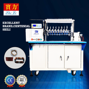 Best Popular multi-winding spindle ceiling fan motor winding machine