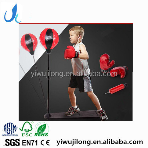 stand boxing children's fitness boxing ball anti stress punching ball game for kids professional recreational sports toys