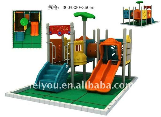 Small Park Children Playground novelty bed new amusement park rides natural playground