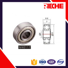 Safety durable conveyor roller special bearings
