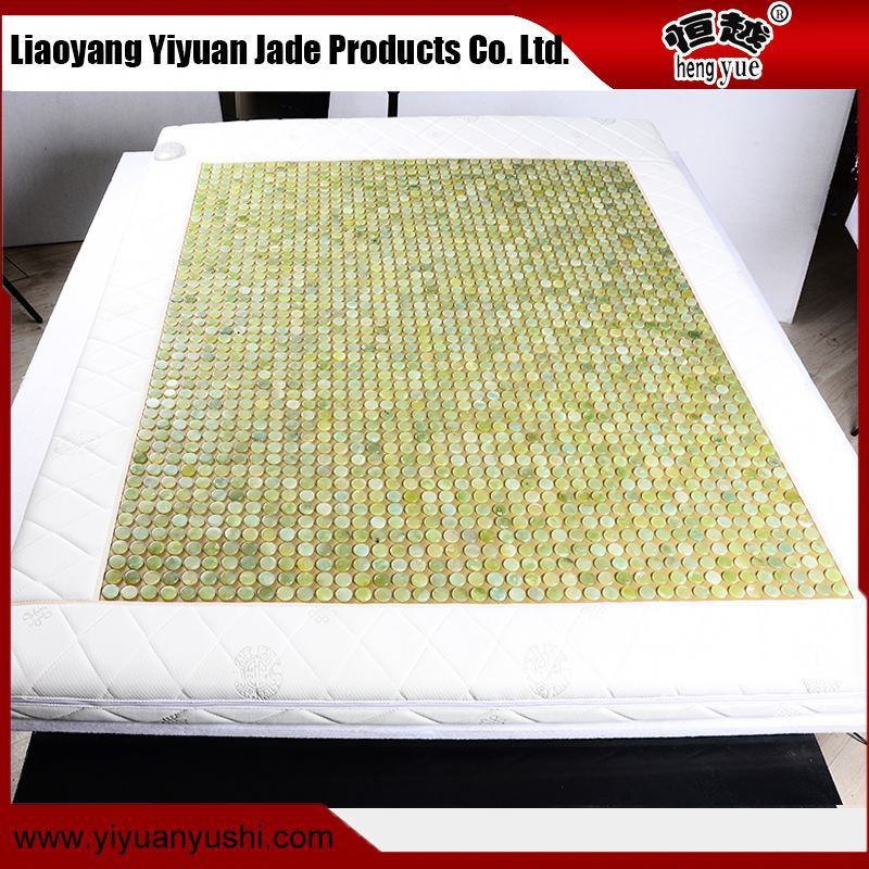 Super value smooth enhance creativity bed therapy thermal jade roller massage mattress