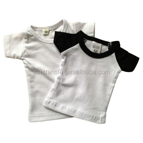 Great quality Sublimation mini t shirt