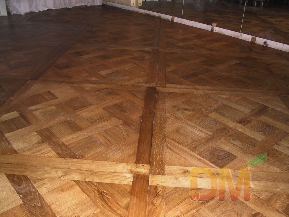 low price solid versailles parquet wood Flooring