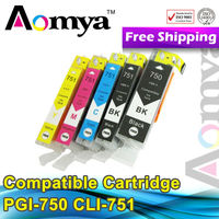 compatible ink cartridge for Canon mg5470/mg6370/ip7270/mx727