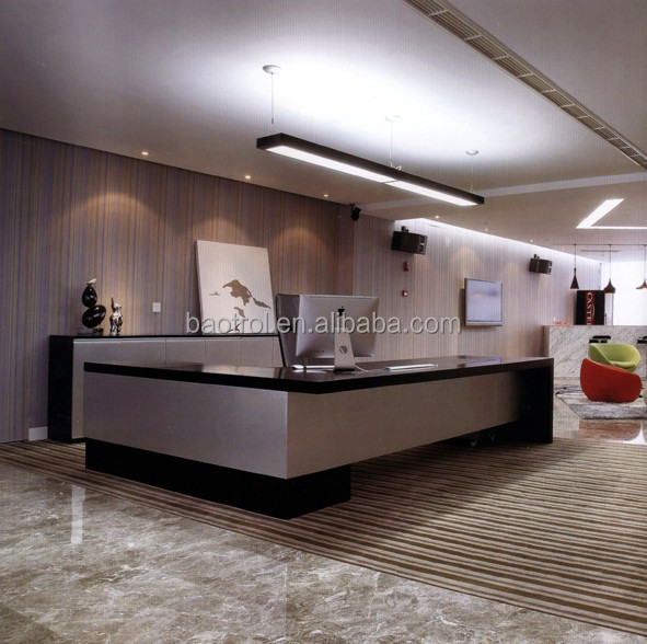 commercial furniture hotel reception counter design modern white buy hotel reception counterwhite reception countermodern reception counter product on - Hotel Reception Desk Design