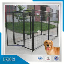 Made In China 3m*1.5m*1.8m Powder Coated Steel Large Dog Running Kennels