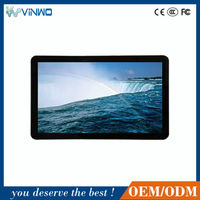 Wall Mount 32'' Android Network Multi Touch Screen LCD