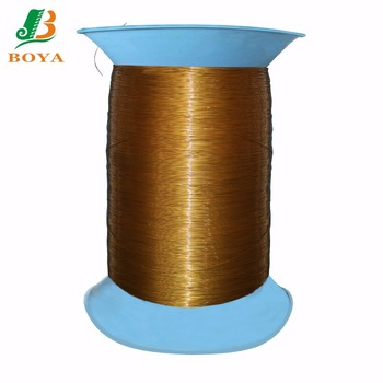 Brown Color Nylon Coated Steel Binding Wire For Notebook Or Calendar