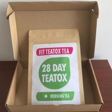 Wholesale OEM Service Gift Packing No Additives Laxative Detox Tea