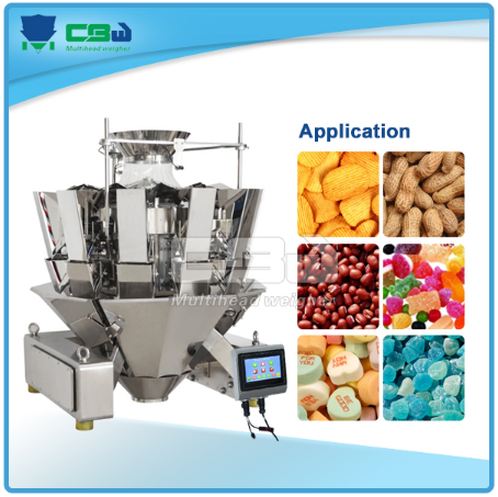 Semi automatic CBW-1A14 manual weighers/scales
