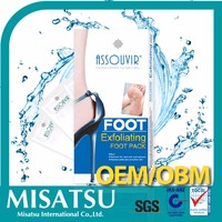 Prevent odor OEM foot callus remover beauty foot mask