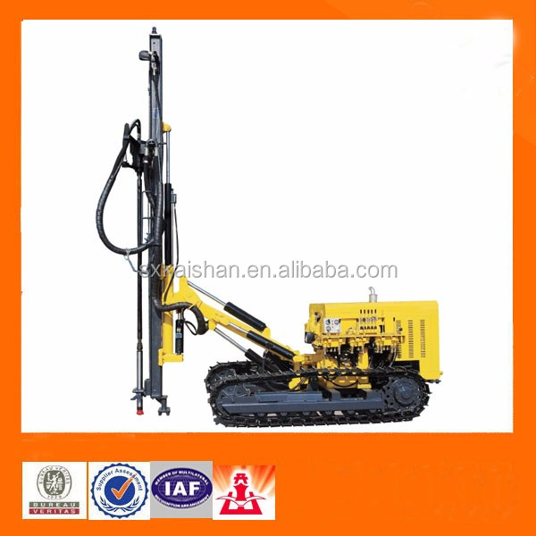 KG920a 25m depth DTH types of land drilling rigs