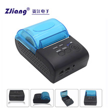 Best Selling Printer Bluetooth for Android Laptop with Software Download for Mini Bus Machine Coffe ZJ-5805