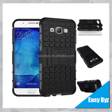 for Samsung Galaxy A8 Case 2 in 1 with Kickstand Hybrid Mobile Phone Accessories