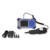 Handheld Video Fiber Inspection Probe Microscope with Cleaning Tool Kits for Fiber End Face