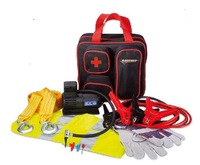 93PCS Auto Safety Roadside Car Emergency Kit