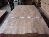 China supplier 0.3mm okoume veneer