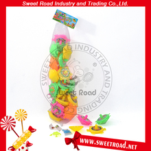 Gyro Candy Toy with Sweets China Toy Candy in Bulk Manufacturer