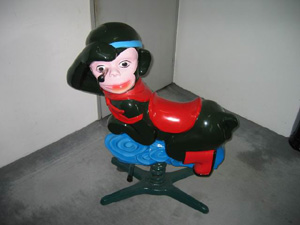 FRP toy(monkey)
