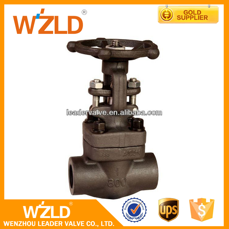 WZLD China Standard ANSI / ASME Flange Stainless Steel Pressure Seal For Water Globe Valve