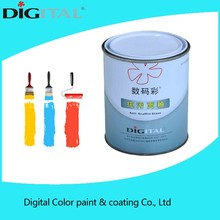 Digital Color two component cover product for wood furniture paint